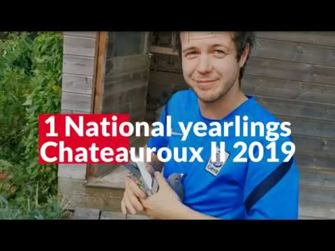 Video Maarten Poels first nat. Chateauroux II 10-08-2019