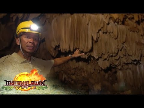 [ABS-CBN]  Cavinti Underground River and Cave Complex | Matanglawin