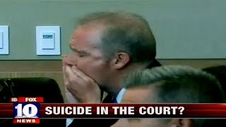 8 INSANE Courtroom Outbursts