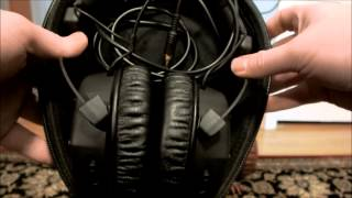 SLAPPA HardBody PRO Full Size Headphone case