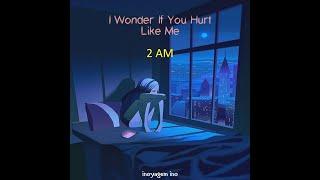2AM - I Wonder If You Hurt Like Me (너도 나처럼) [Han/Rom/Indo] Color Coded Lyric