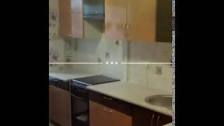 Кухня фото № 9 фасад постформинг цвет оранжевый - коричневый. от компании Фаберме - видео 2