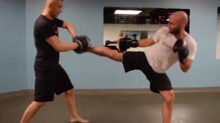 32 Classic Kickboxing Combinations