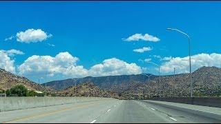13-54 Tijeras Canyon New Mexico: I-40 East