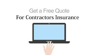 Get an Instant quote for your Contractors Insurance