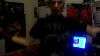 Me Dancing To `Im A Unicorn` by 1-800 Zombie