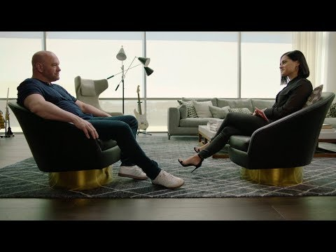 UFC President Dana White Exclusive Interview with Megan Olivi on Latest UFC News
