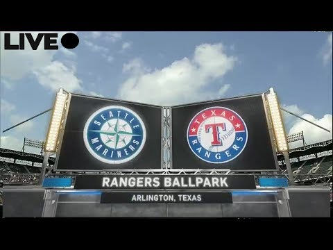 Live : Texas Rangers vs Seattle Mariners 6/16/2017