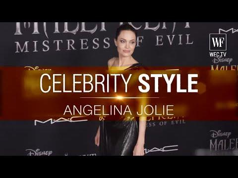 Angelina Jolie   Celebrity style