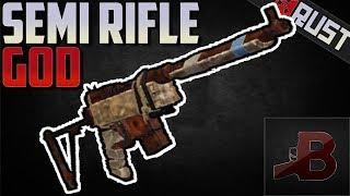 🔫 RUST - MACRO || NO RECOIL TUTORIAL || Semi-Automatic Rifle (NEW