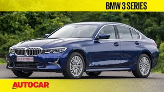 2019 BMW 320d - The All-new 3-series | First India Drive Review | Autocar India