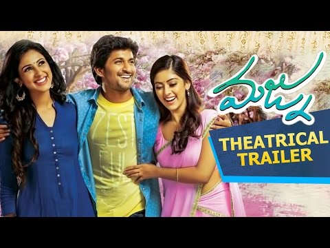 Nani's Majnu Theatrical Trailer