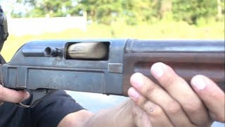 walther toggle-locked semiauto shotgun - Free video search
