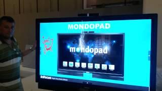 InFocus Mondopad 70-inch - INF7021 - Overview CEBIT 2014