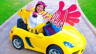 Hello Song   JohnyFamilyShow Nursery Rhymes & Kids Songs