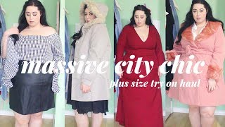 Plus Size Try on Haul | City Chic Haul 2017
