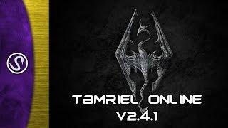 Tamriel Online V2.4.1 (OLD - Check Description) | Skyrim | Installation Guide
