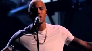 Chris Brown Stuck On Stupid Live 2012 NBA All Star Game Party Hard Lyrics Don t Judge Me Mirage
