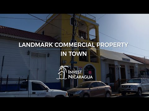 Landmark Commercial Property in Town