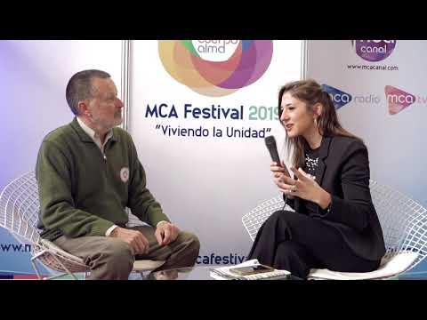Entrevista a Néstor Palmetti en MCA Festival 2019