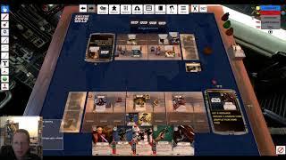 eBala & eCiena & Nightsister vs eQui-Gon & eKanan