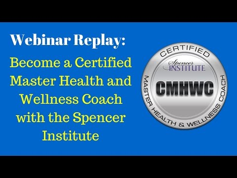 Master Health and Wellness Coach Certification - YouTube