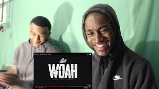 HE ON TOP!!! |Lil Baby - Woah (Official Audio)|Reaction Video
