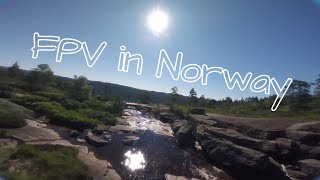 Flying FPV in Norway & Flysky Long Range