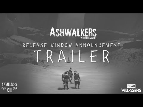Ashwalkers: A Survival Journey - Renaming Trailer de Ashwalkers: A Survival Journey