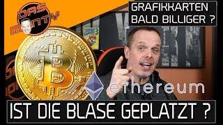 Bitcoin-Crash-Grafikkarten