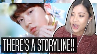 TXT SOOBIN (수빈) REACTION | THERE'S A STORYLINE!!! | 'Questioning Film - What do you see?' 투모로우바이투게더