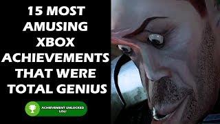 15 Most Amusing Xbox Achievements That Were Total Genius