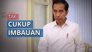 Jokowi: Perlu Langkah Tegas untuk Mencegah Pergerakan Orang ke Daerah
