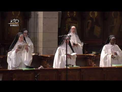 Prière du Milieu du jour du 9 février 2021 des Bénédictines du Sacré-coeur de Montmartre