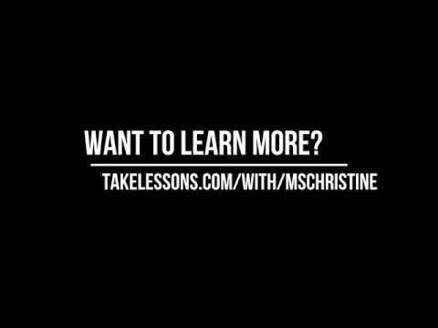 Sample Online Lesson