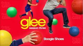 Boogie Shoes - Glee [High Quality Mp3 Full Studio]