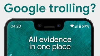 Why everyone thinks that Google is trolling us with the Pixel 3 XL — EOTO Tech