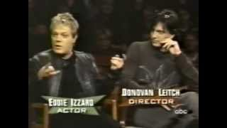 Politically Incorrect 1-10-01  part 1/2 Cyndi Mosteller Eddie Izzard Orlando Jones Donovan Leitch