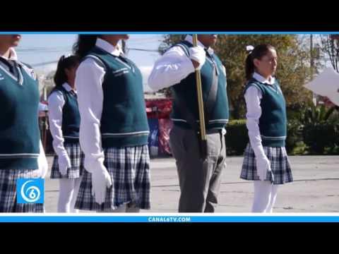 Dirección de Educación de Valle de Chalco convoca a concurso de escoltas