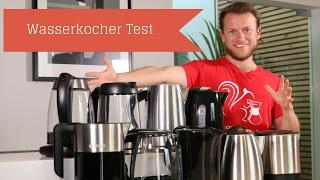 Wasserkocher Test 2017 | Da brodelt sich was zusammen