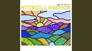 Sturgill Simpson Sitting Here Without You