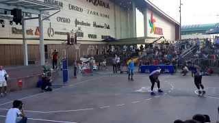 Финал. Антон Котенко (Алматы) против Исмаила Бимендина (Астана)