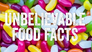 Unbelievable Food Facts - True Or False?