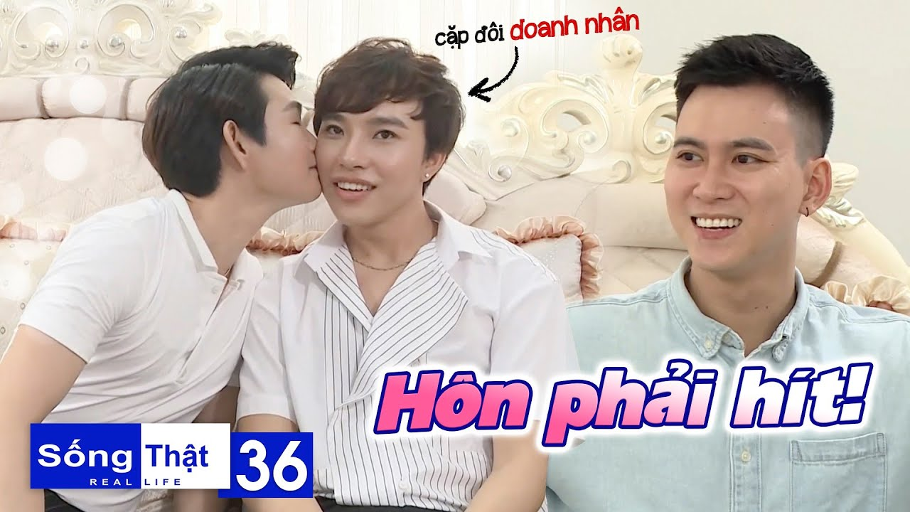 Sống Thật–Real Life   Tập 36: Tình yêu bí mật của cặp gay doanh nhân nổi tiếng Sài Gòn