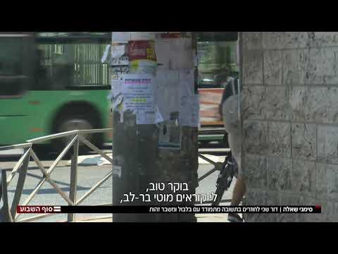 ירושלים של קצוות מסע בעקבות יוצאים בשאלה וחוזרים בתשובה בירושלים