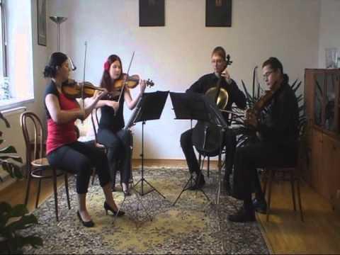 Illegal String Quartet - Illegal String Quartet  - Smyčcové kvarteto - Ukázka