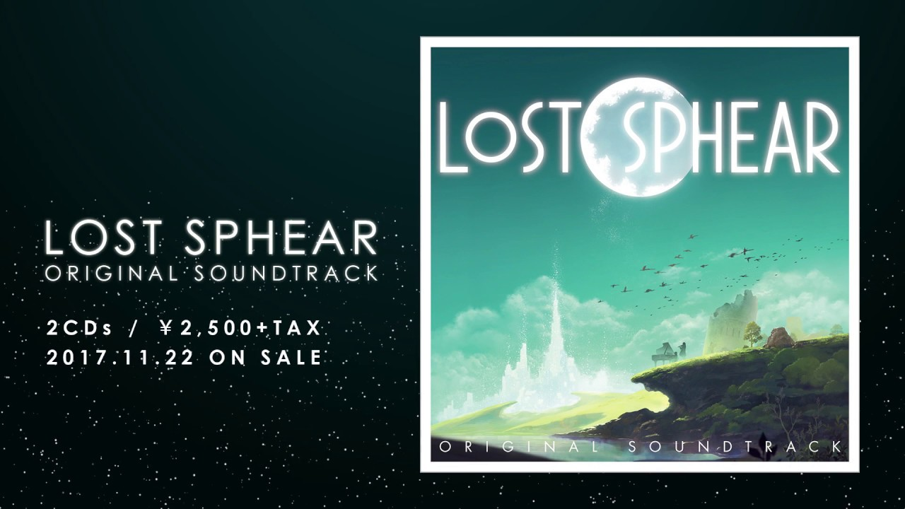 Video LOST SPHEAR Original Soundtrack