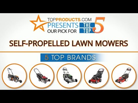 Best Self-Propelled Lawn Mower Reviews 2017 – How to Choose the Best Self-Propelled Lawn Mower