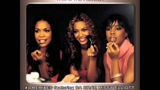 Destiny's Child-Bootylicious Rockwilder Remix Feat  Missy Elliot
