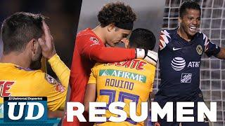 📹 Resumen: Tigres 2-4 América, Liguilla Apertura 2019  📺🔥